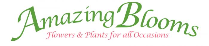 Amazing Blooms Logo